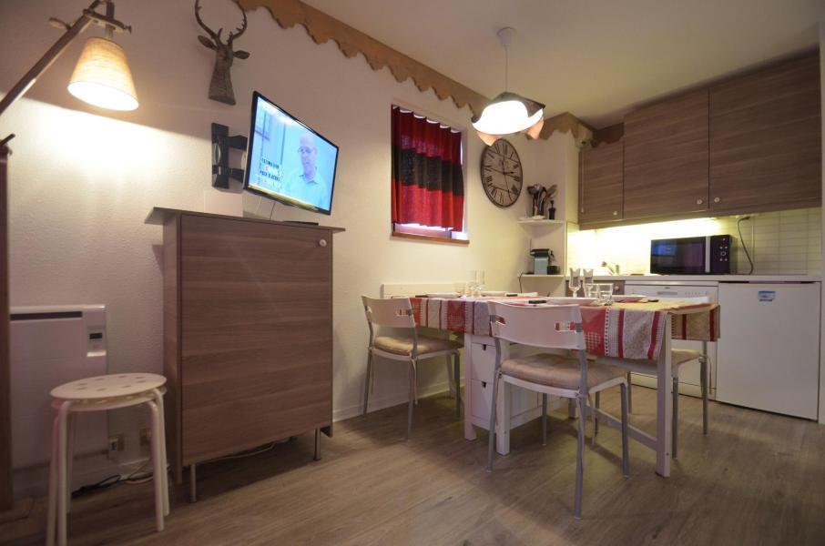 Vacances en montagne Appartement 2 pièces 4 personnes (305) - Résidence le Nécou - Les Menuires - Chambre