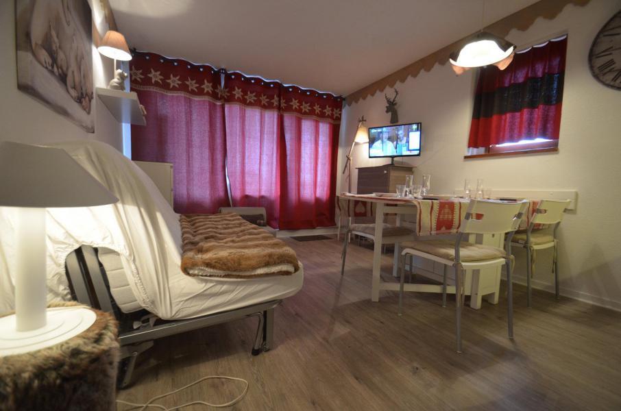 Vacances en montagne Appartement 2 pièces 4 personnes (305) - Résidence le Nécou - Les Menuires - Clic-clac