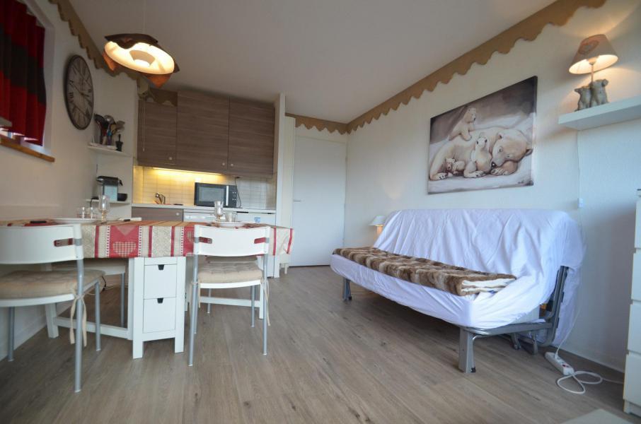 Vacances en montagne Appartement 2 pièces 4 personnes (305) - Résidence le Nécou - Les Menuires - Kitchenette