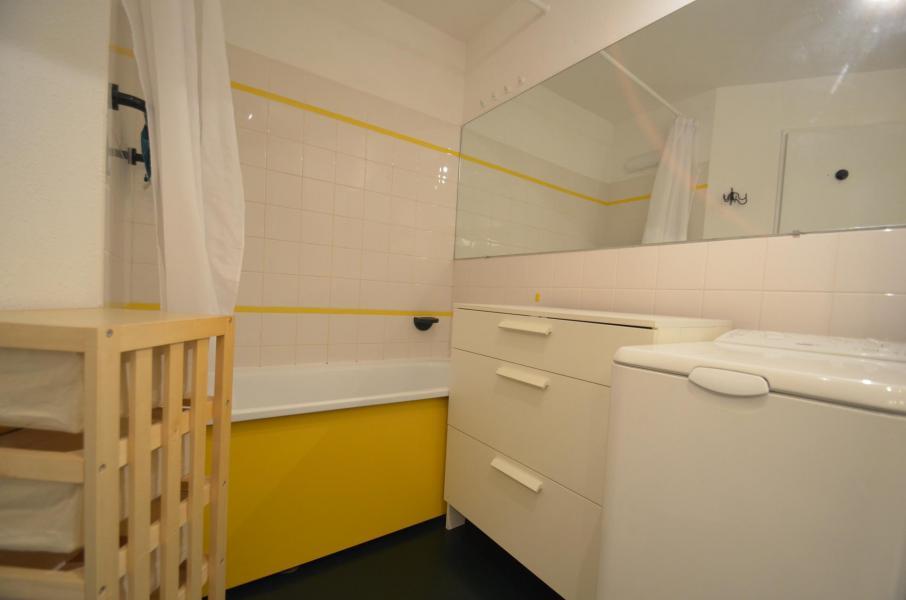 Vacances en montagne Appartement 2 pièces 4 personnes (305) - Résidence le Nécou - Les Menuires - Salle de bains