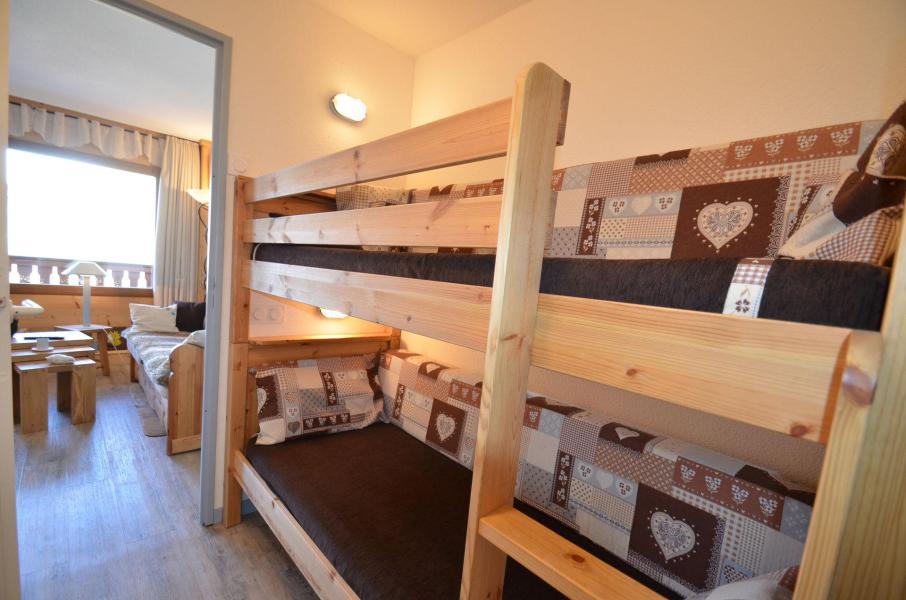 Vacanze in montagna Studio con alcova per 3 persone (701) - Résidence le Nécou - Les Menuires - Letti a castello