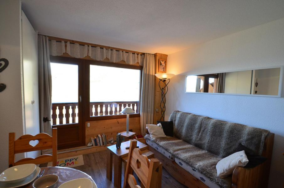 Vacanze in montagna Studio con alcova per 3 persone (701) - Résidence le Nécou - Les Menuires - Soggiorno