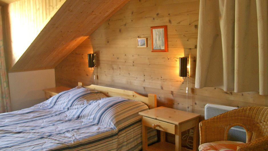 Urlaub in den Bergen Résidence le Neiger - Saint Martin de Belleville - Schlafzimmer