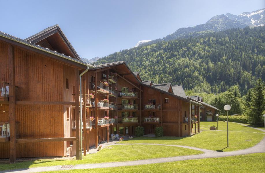 Alquiler al esquí Résidence le Névez - Les Contamines-Montjoie - Verano