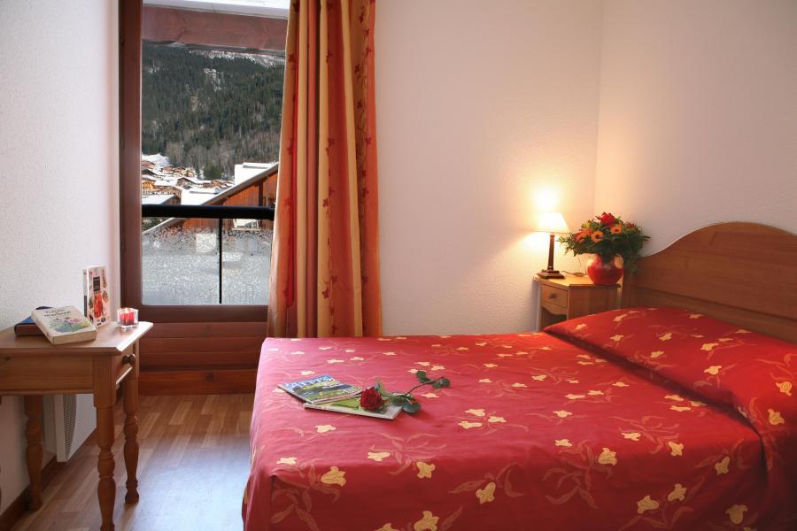 Urlaub in den Bergen Résidence le Névez - Les Contamines-Montjoie - Schlafzimmer