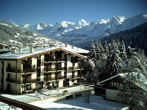 Holiday in mountain resort 2 room apartment 6 people (001) - Résidence le Paccaly - Le Grand Bornand