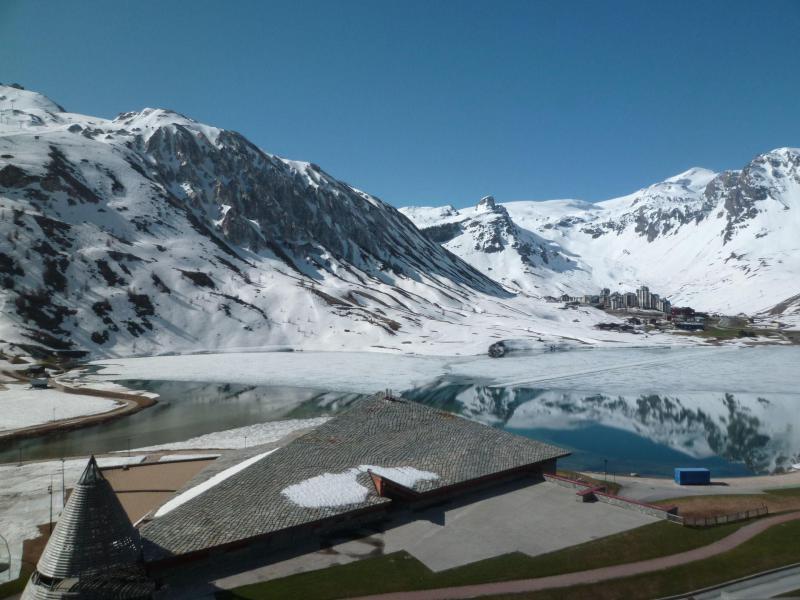 Vacances en montagne Résidence le Palafour - Tignes
