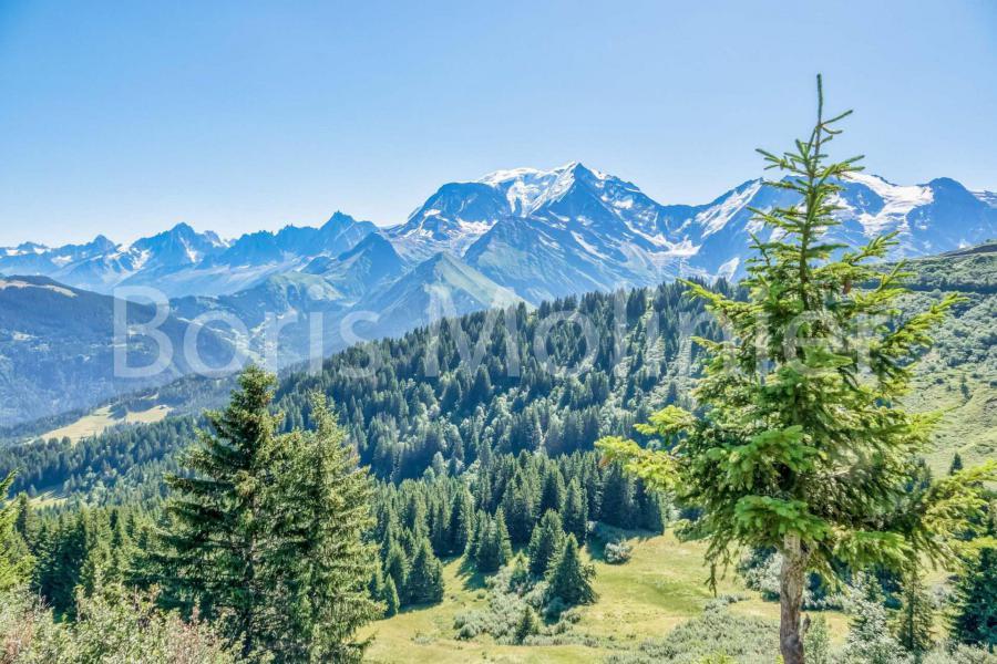 Urlaub in den Bergen Résidence le Panorama - Saint Gervais