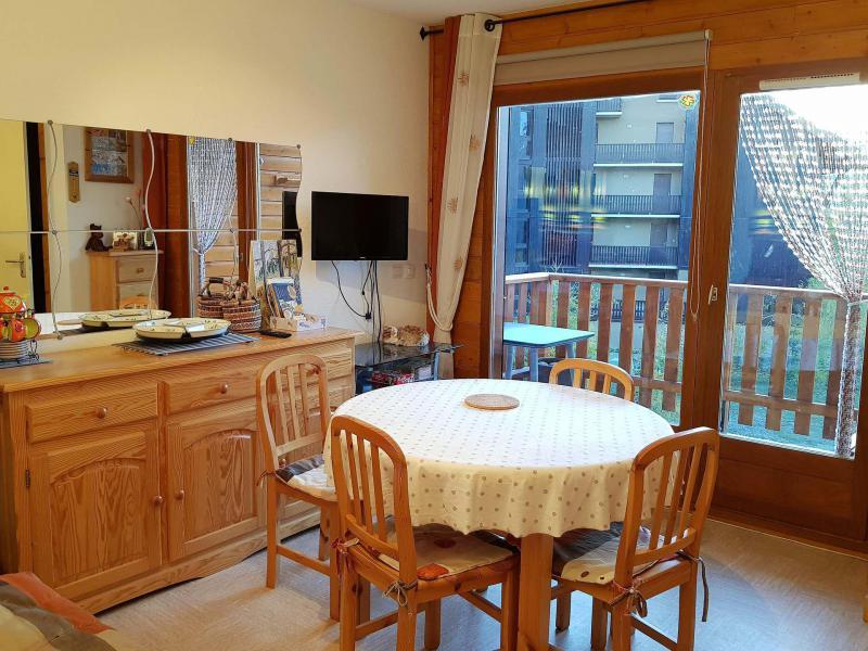 Wakacje w górach Apartament 3 pokojowy kabina 6 osób (20) - Résidence Le Panoramique - La Joue du Loup