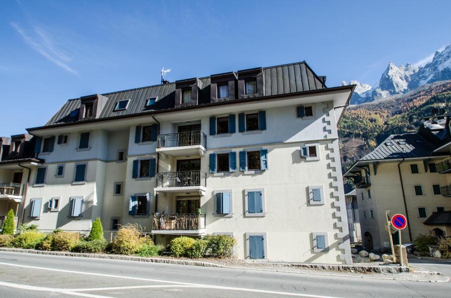 Vacances en montagne Résidence le Paradis - Chamonix