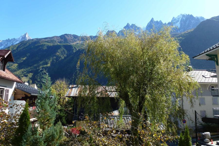 Location au ski Appartement 3 pièces 6 personnes - Résidence le Paradis - Chamonix - Extérieur été