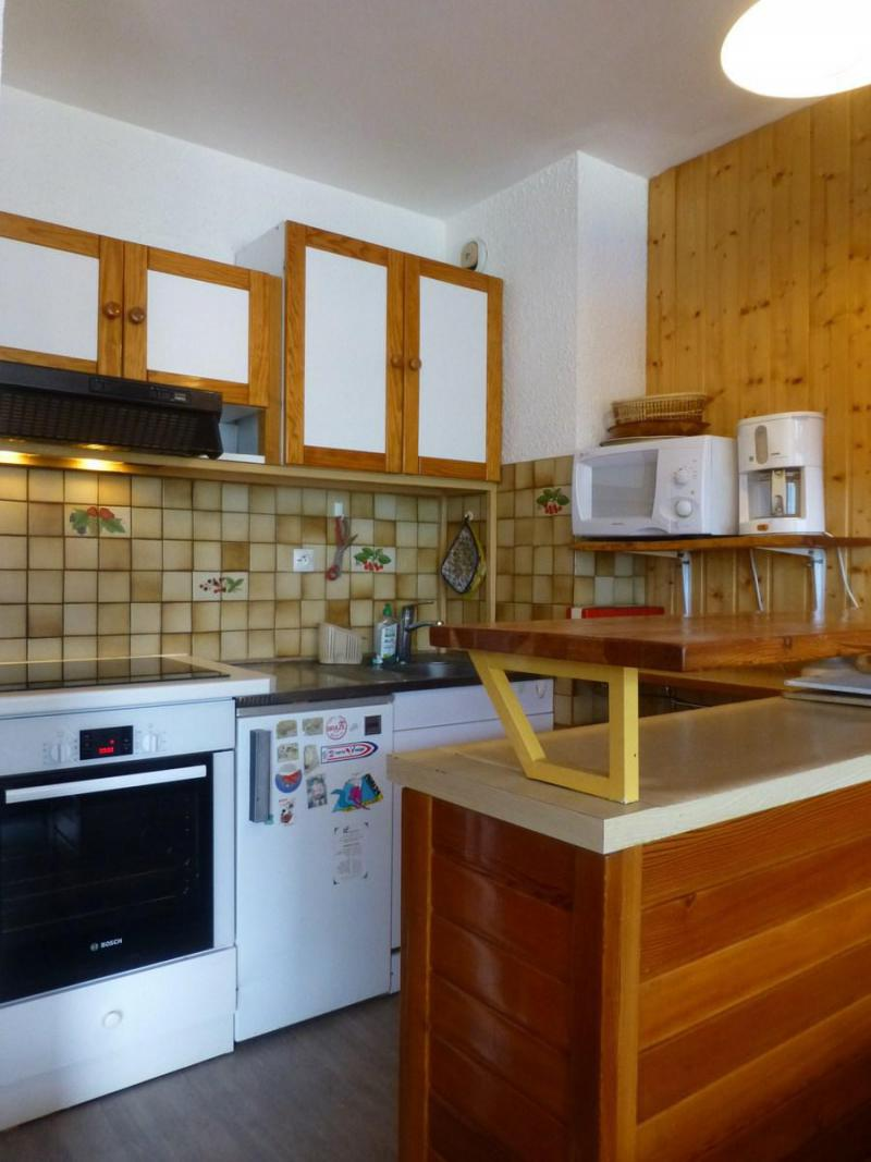 Holiday in mountain resort 2 room apartment sleeping corner 9 people (4628) - Résidence le Parc - Peisey-Vallandry