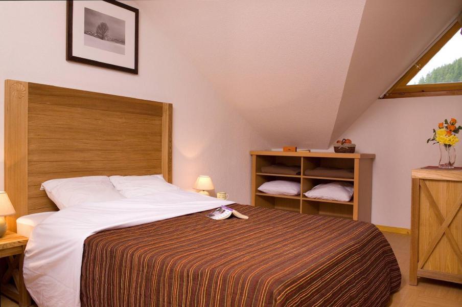 Holiday in mountain resort Résidence le Parc des Airelles - Les Orres - Double bed