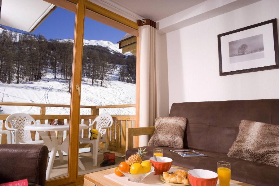 Vacaciones en montaña Résidence le Parc des Airelles - Les Orres - Estancia