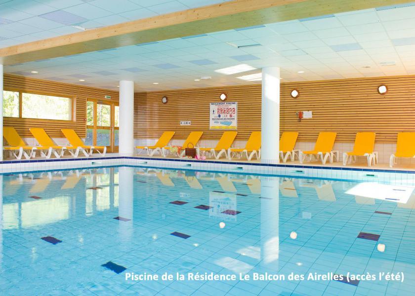 Urlaub in den Bergen Résidence le Parc des Airelles - Les Orres