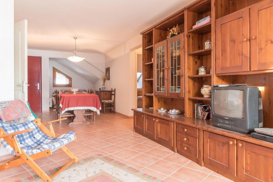 Wakacje w górach Apartament 3 pokojowy 6 osób (SARA21) - Résidence Le Parthénon - Montgenèvre - Jadalnia