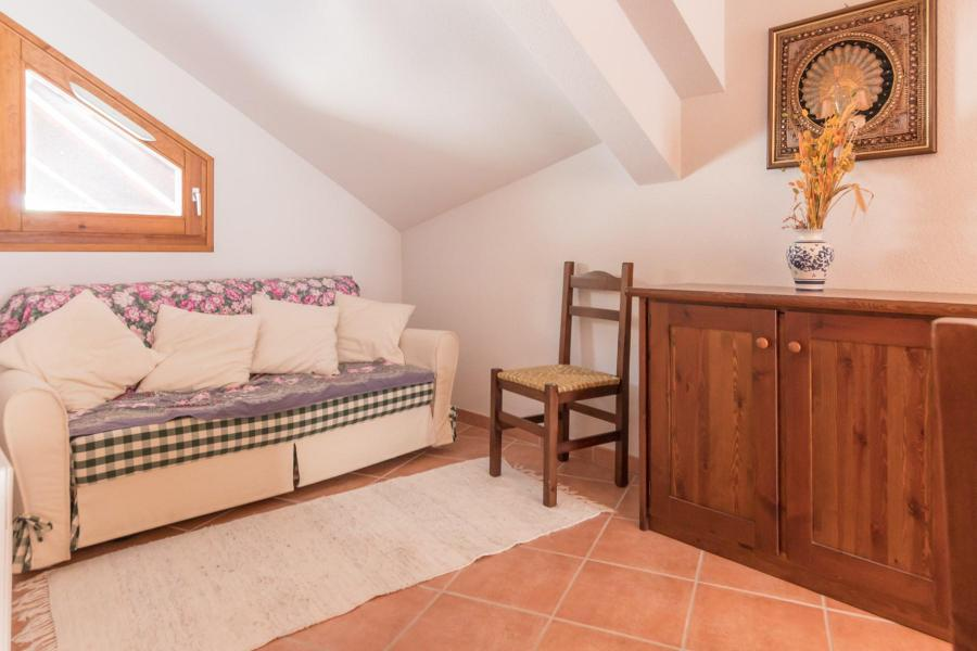 Wakacje w górach Apartament 3 pokojowy 6 osób (SARA21) - Résidence Le Parthénon - Montgenèvre - Ławką