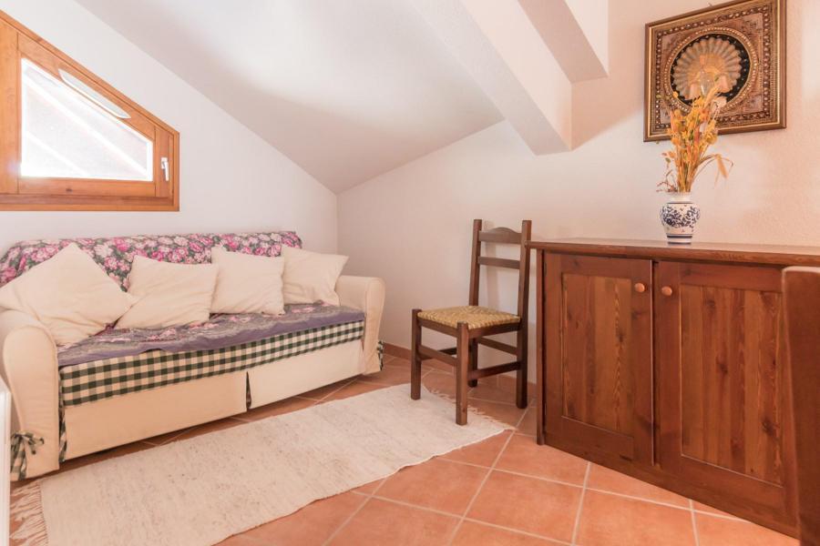 Vacances en montagne Appartement 3 pièces 6 personnes (SARA21) - Résidence Le Parthénon - Montgenèvre - Banquette