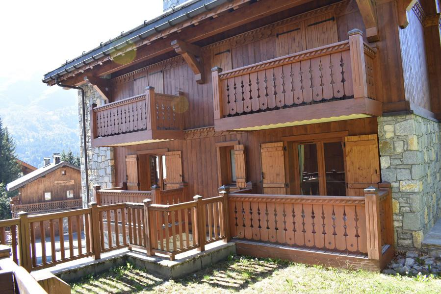 Holiday in mountain resort 4 room duplex apartment 6-8 people (A1) - Résidence le Pas du Lac - Méribel