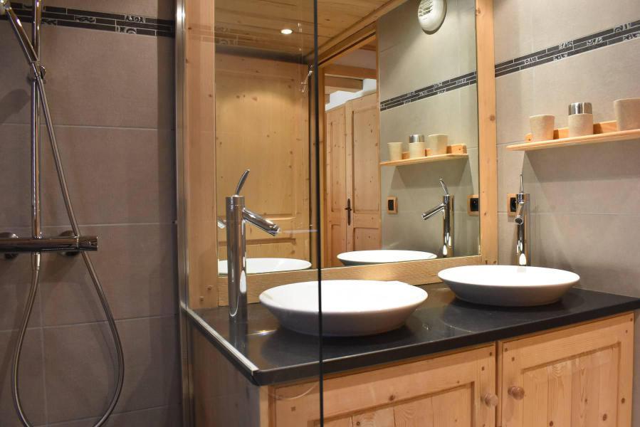 Vacances en montagne Appartement duplex 4 pièces 6-8 personnes (A1) - Résidence le Pas du Lac - Méribel