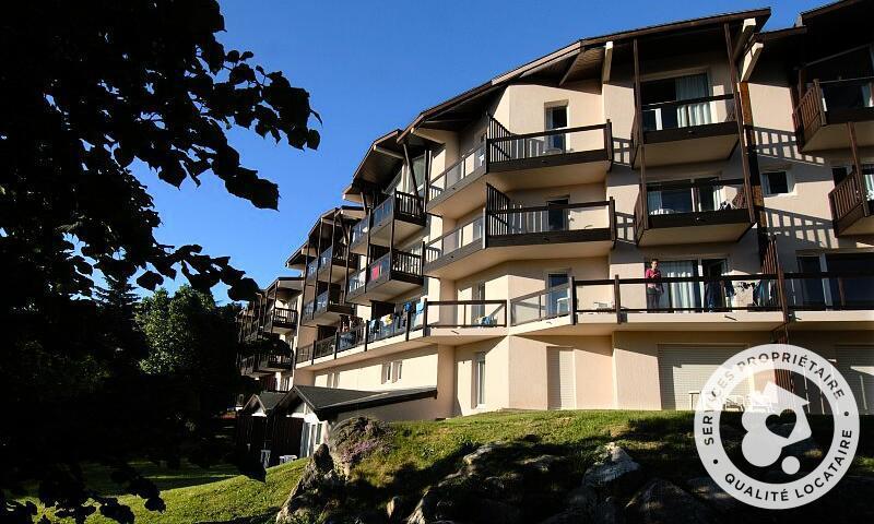 Аренда на лыжном курорте Résidence le Pédrou - Maeva Home - Font Romeu - летом под открытым небом