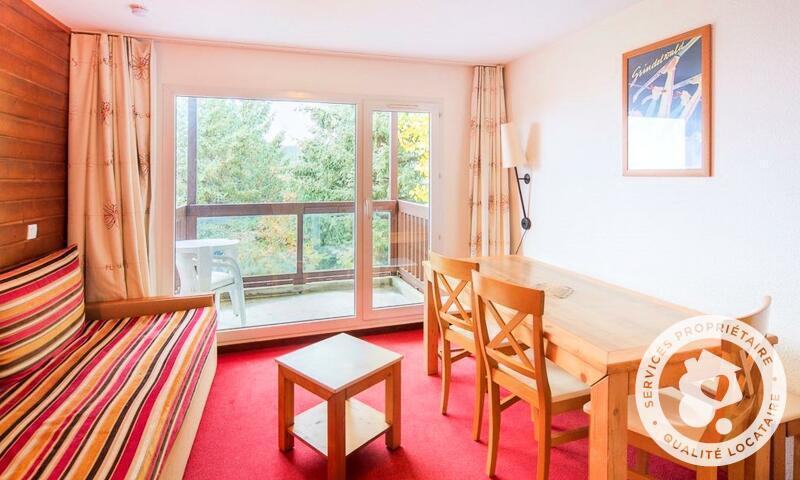 Vacances en montagne Appartement 2 pièces 5 personnes (Sélection 31m²) - Résidence le Pédrou - Maeva Home - Font Romeu - Extérieur été