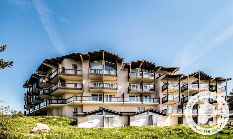Vacances en montagne Studio 4 personnes (Budget 25m²-4) - Résidence le Pédrou - Maeva Home - Font Romeu - Extérieur été