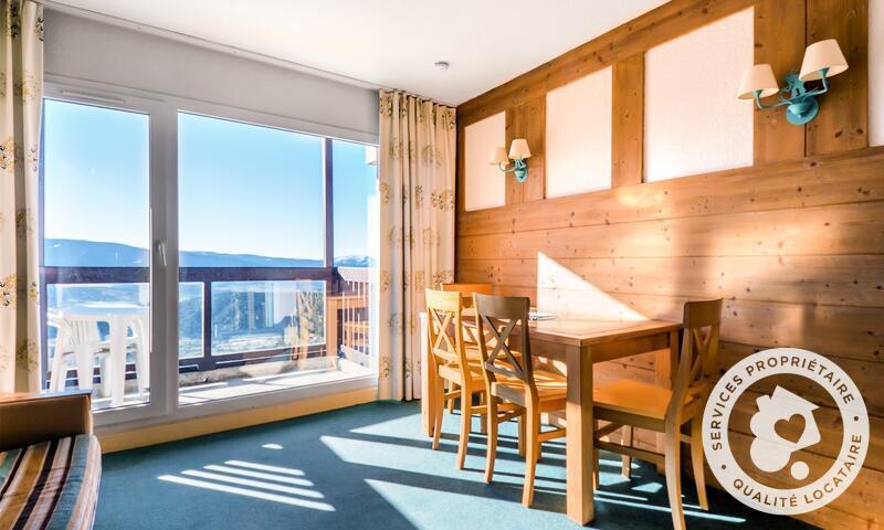 Аренда на лыжном курорте Квартира студия для 4 чел. (Sélection 25m²-5) - Résidence le Pédrou - Maeva Home - Font Romeu - летом под открытым небом