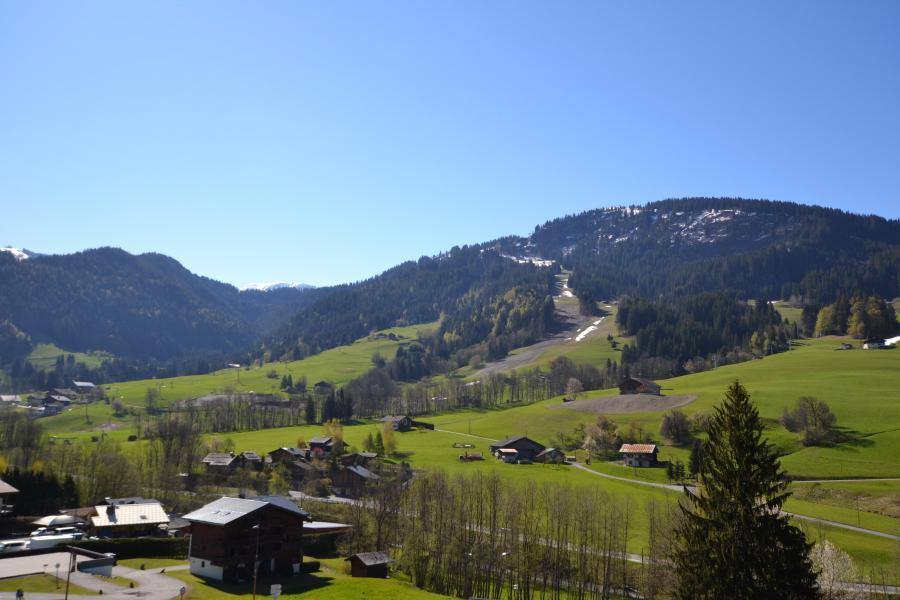 Vacaciones en montaña Estudio -espacio montaña- para 4 personas (008) - Résidence le Perce Neige - Praz sur Arly