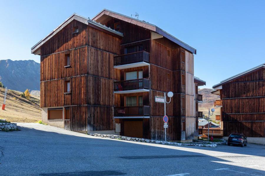 Wakacje w górach Apartament 2 pokojowy 6 osób (31) - Résidence le Perce Neige - La Plagne - Na zewnątrz latem