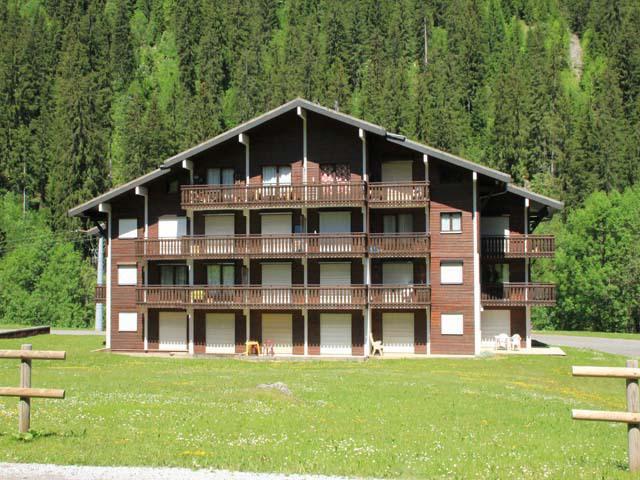 Vacances en montagne Résidence le Perce-Neige - Châtel