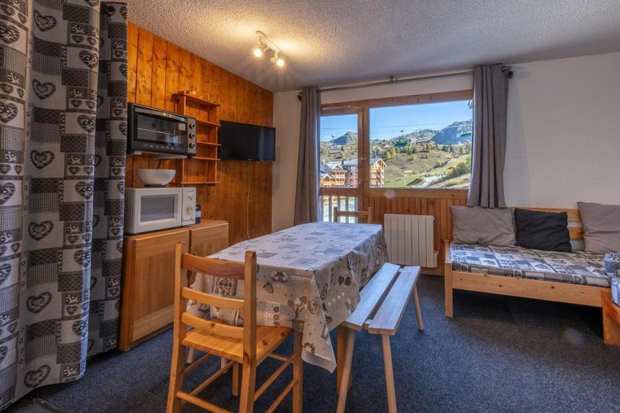 Wakacje w górach Apartament 2 pokojowy 6 osób (31) - Résidence le Perce Neige - La Plagne - Jadalnia