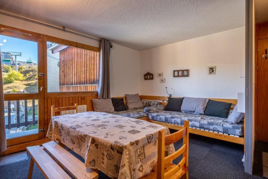 Wakacje w górach Apartament 2 pokojowy 6 osób (31) - Résidence le Perce Neige - La Plagne - Stołem