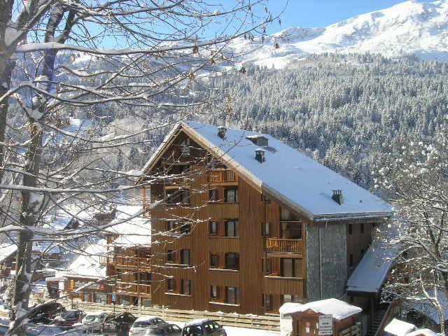Vacances en montagne Résidence le Pétaru - Méribel