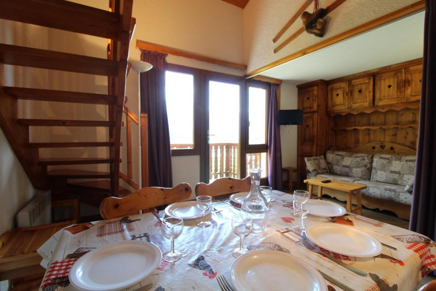 Urlaub in den Bergen 3 Zimmer Maisonettewohnung für 8 Personen (32) - Résidence le Petit Mont Cenis - Termignon-la-Vanoise - Unterkunft