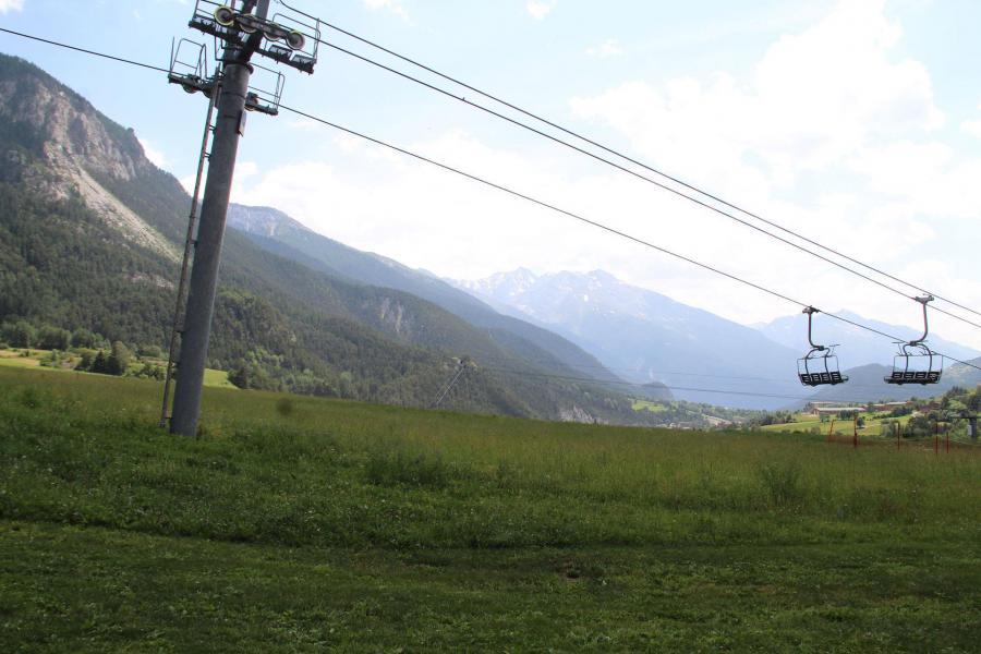 Vacances en montagne Studio cabine 5 personnes (03) - Résidence le Petit Mont Cenis - Termignon-la-Vanoise - Extérieur été