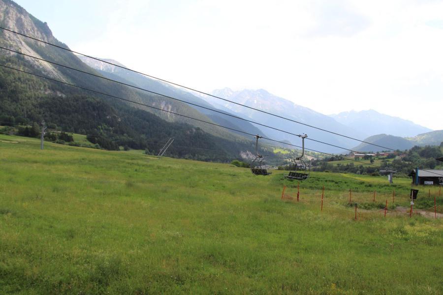 Vacances en montagne Appartement 2 pièces 4 personnes (14) - Résidence le Petit Mont Cenis - Termignon-la-Vanoise - Extérieur été