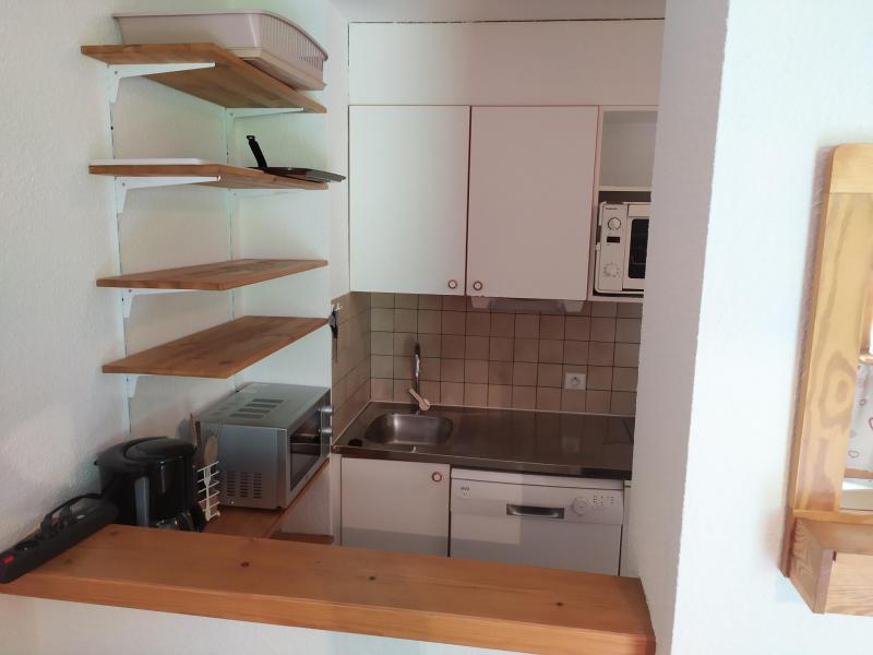 Vacances en montagne Appartement 2 pièces 4 personnes (13) - Résidence le Petit Mont Cenis - Termignon-la-Vanoise - Cuisine