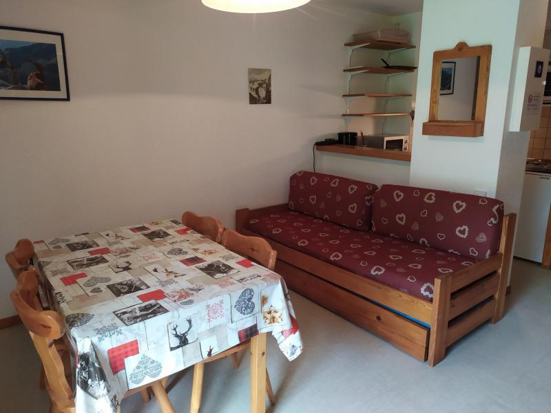 Vacances en montagne Appartement 2 pièces 4 personnes (13) - Résidence le Petit Mont Cenis - Termignon-la-Vanoise - Séjour