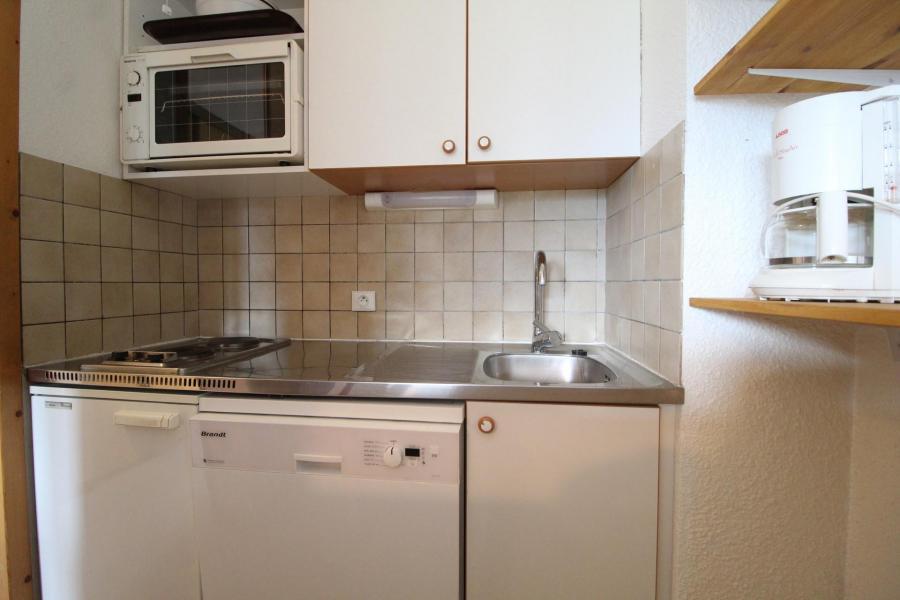 Vacances en montagne Appartement 2 pièces 4 personnes (14) - Résidence le Petit Mont Cenis - Termignon-la-Vanoise - Cuisine
