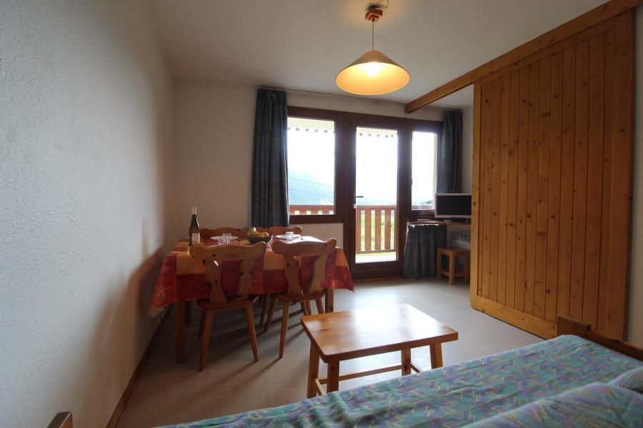 Vacances en montagne Appartement 2 pièces 4 personnes (14) - Résidence le Petit Mont Cenis - Termignon-la-Vanoise - Séjour