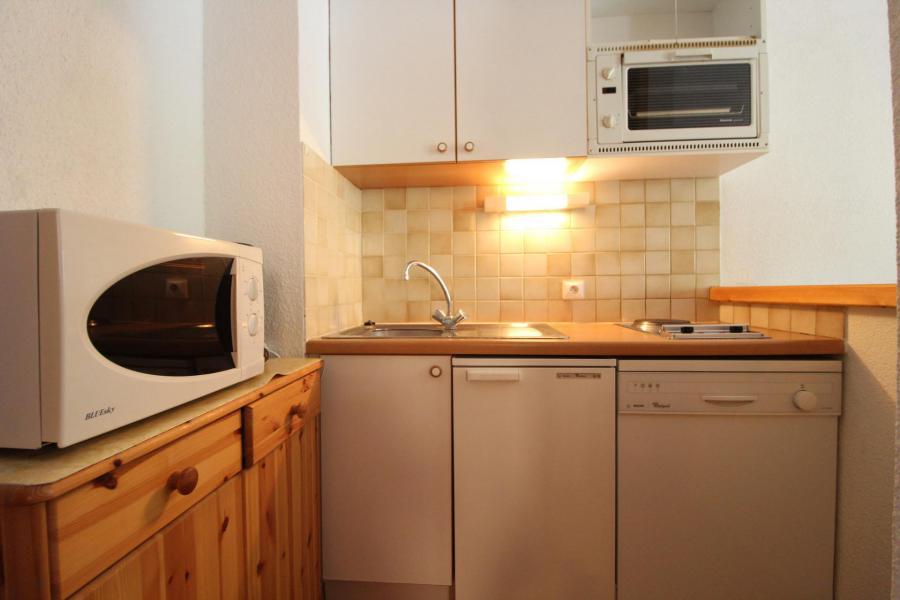 Vacances en montagne Appartement 2 pièces 4 personnes (16) - Résidence le Petit Mont Cenis - Termignon-la-Vanoise - Cuisine