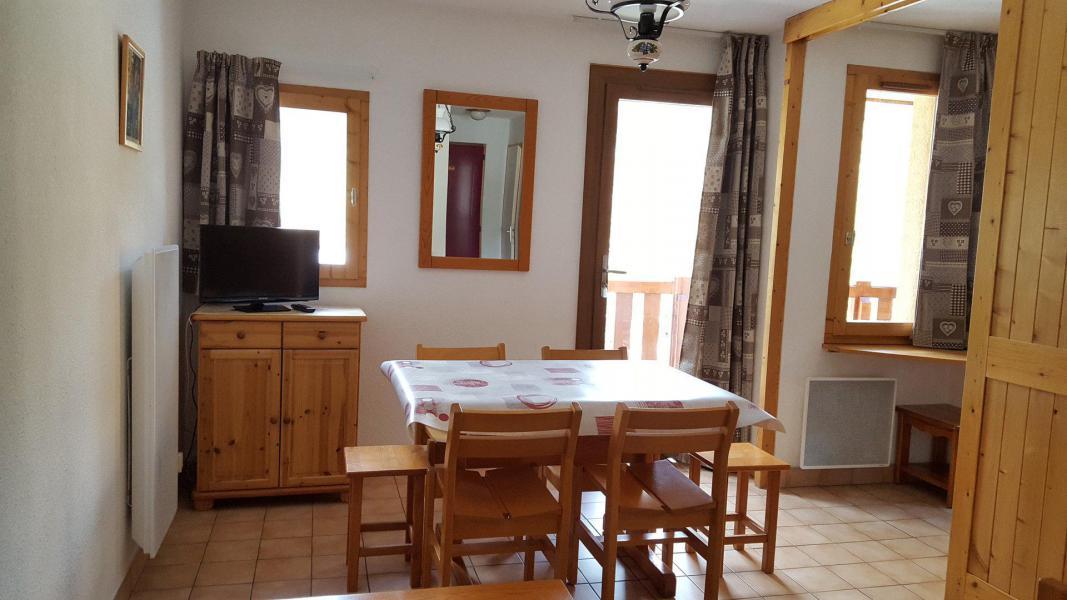 Vacances en montagne Appartement 2 pièces 4 personnes (16) - Résidence le Petit Mont Cenis - Termignon-la-Vanoise - Séjour