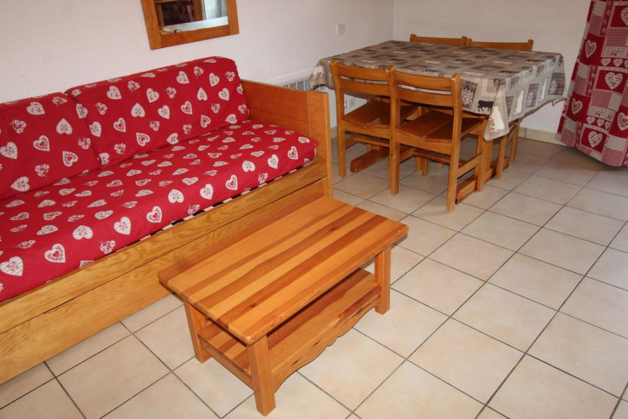 Vacances en montagne Appartement 2 pièces 4 personnes (20) - Résidence le Petit Mont Cenis - Termignon-la-Vanoise - Séjour