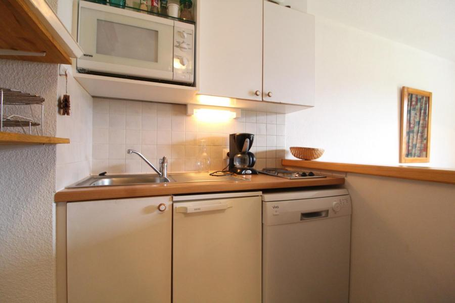 Vacances en montagne Appartement 2 pièces 4 personnes (22) - Résidence le Petit Mont Cenis - Termignon-la-Vanoise - Cuisine