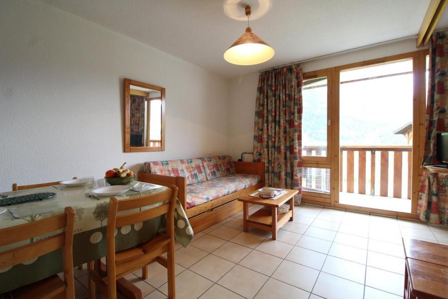 Vacances en montagne Appartement 2 pièces 4 personnes (22) - Résidence le Petit Mont Cenis - Termignon-la-Vanoise - Séjour