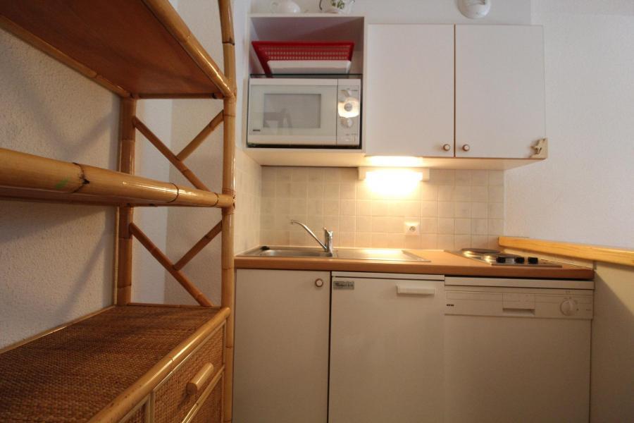 Vacances en montagne Appartement 2 pièces 4 personnes (24) - Résidence le Petit Mont Cenis - Termignon-la-Vanoise - Cuisine
