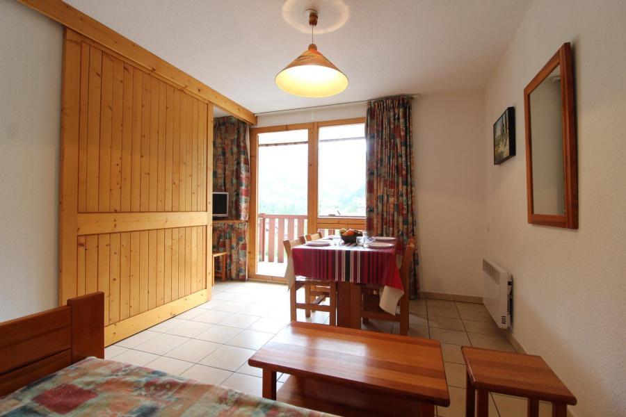 Vacances en montagne Appartement 2 pièces 4 personnes (9) - Résidence le Petit Mont Cenis - Termignon-la-Vanoise - Table