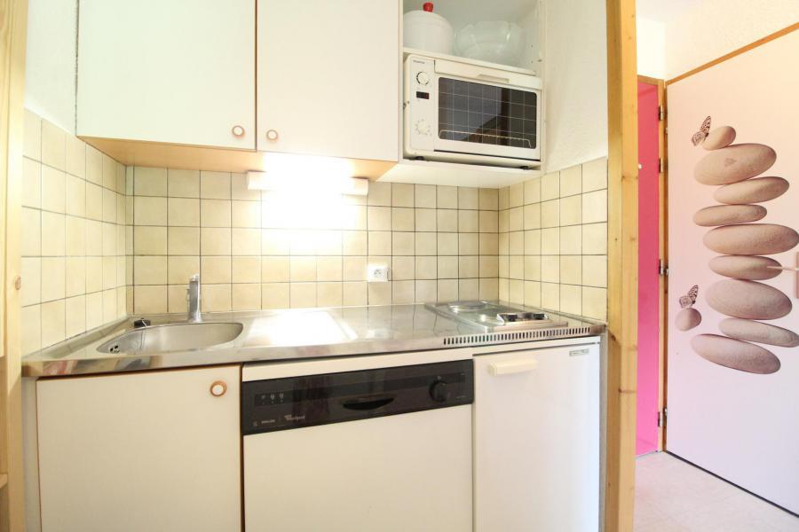 Vacances en montagne Appartement 2 pièces 4 personnes (A021) - Résidence le Petit Mont Cenis - Termignon-la-Vanoise - Cuisine