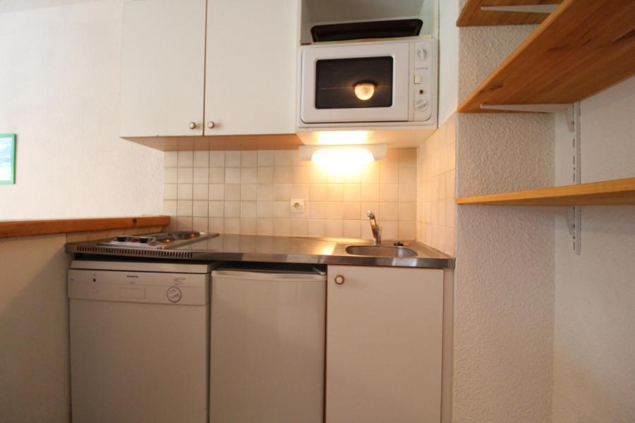 Vacances en montagne Appartement 2 pièces coin montagne 6 personnes (7) - Résidence le Petit Mont Cenis - Termignon-la-Vanoise - Cuisine
